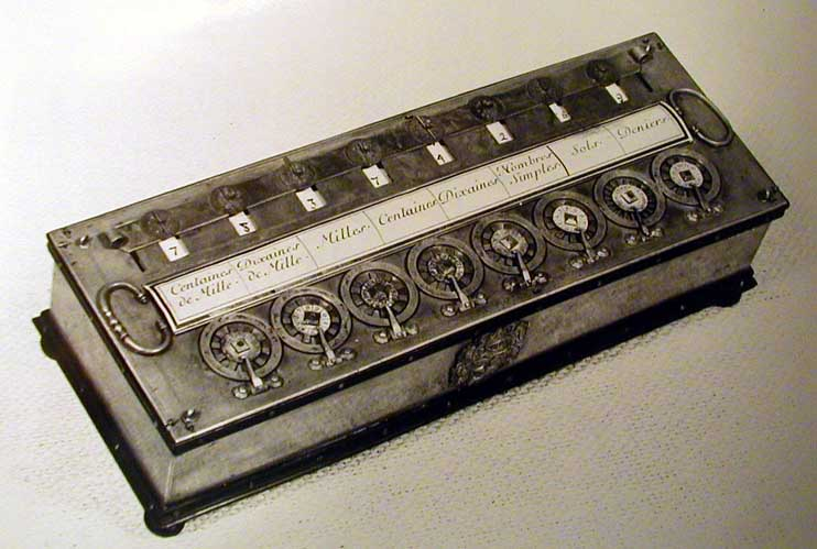 Pascal's calculator – online museum of mechanical computing.